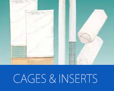 Filter Cages Filter Cage Inserts