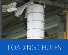 Loading Chutes Flexible Connectors